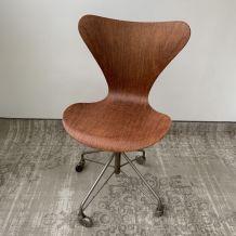 Chaise Serie 7 ou 3117 Arne Jacobsen