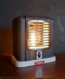 """Lampe vintage, lampe industrielle - """"Chauffe Marcel"""""""