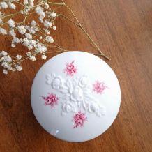 Boîte à bijoux, bonbonnière porcelaine