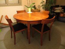Table en merisier style Directoire