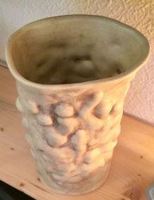 Superbe vase Vallauris signé A.Ferlay