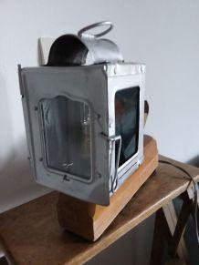 Lampe calèche sur rabot n° 155