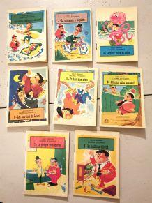Série de livres anciens Laurel et Hardy