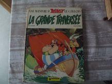 Bd Asterix la grande traversée 1975