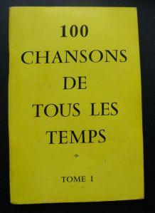 100 chansons françaises de tous les temps