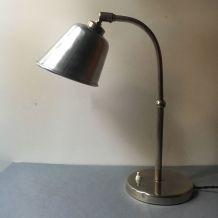 ANCIENNE LAMPE DE BUREAU MODERNISTE  VINTAGE