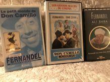 3 films de FERNANDEL