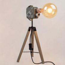 Lampe vintage Maria Pathé - Atelier Monsieur Lumière