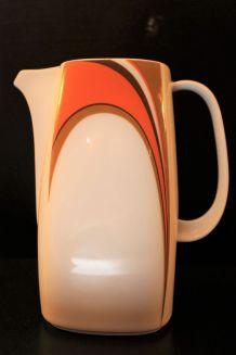 Pichet vintage porcelaine années 70 SCHIRNDING BAVARIA