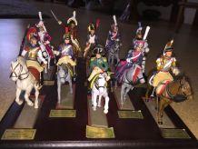 Napoléon Soldats plomb collection très bon état