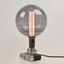 Lampe vintage Léonie Zeiss - Atelier Monsieur Lumière