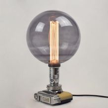 Lampe vintage Marianne  Kodak - Atelier Monsieur Lumière
