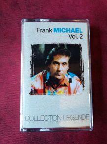 Cassette audio franck mickael
