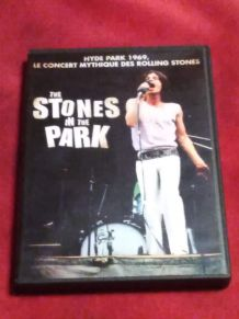 DVD the stones in the park
