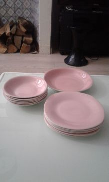 Assiettes Ceranord st Amand