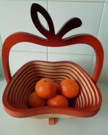 """Corbeille à fruits """"pomme"""""""