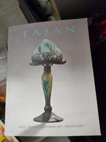 Catalogue Vente Espace TAJAN - 10 Octobre 2007