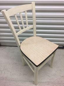 Chaise vintage, formica des années 60