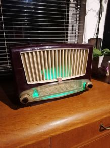 Radio vintage PHILIPS de 1954