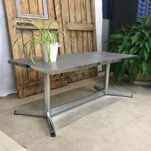 Table basse relookée