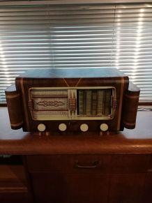 Radio vintage TSF ONDIOLA de 1952 bluetooth
