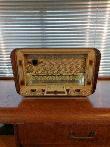 Radio vintage TSF IMPERATOR de 1957 bluetooth