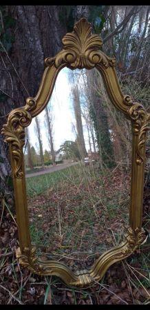 Miroir moulure