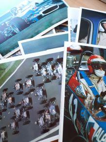 Collection affiches Elf compétition