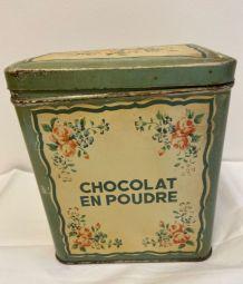 Boite Chocolat Menier