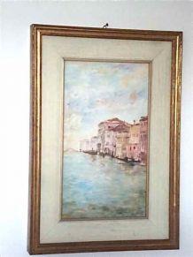 Tableau ancien Venise