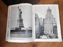 Rare revue vintage collection New York illustrated Manhattan