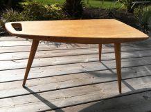 Table basse 44 Pierre Cruège circa 1950