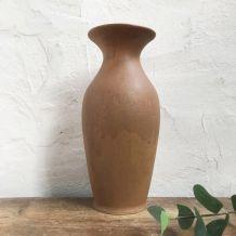 Vase en vieux grès des années 1970
