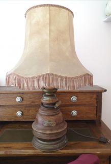 """Authentique lampe ancienne """"1853"""""""