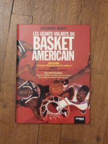 Les Géants Volants Du Basket Américain- George Eddy