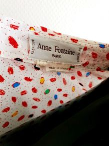 Chemise colorful Anne Fontaine