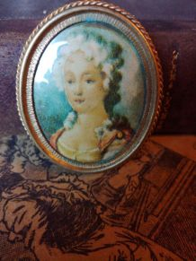 Broche ancienne vintage