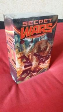 COFFRET COLLECTOR (900 EX) SECRET WARS 4 - neuf sous blister