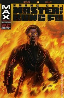 Shang-Chi: Master of Kung Fu TPB 1 collection Max