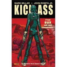 KickAss Le premier vrai super-héros Tome 1 neuf 93 pages