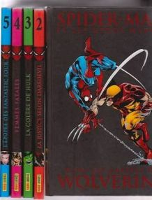 Spider-Man Et Les Heros Marvel N° 1 Au N° 7 Marvel Panini