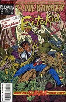 Clive Barker Ectokid 3 Razorline