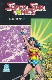 Super Star Comics N° 5 Dc Aredit