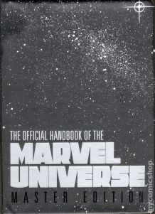 Official Handbook of The Marvel Universe Master Edition Bind