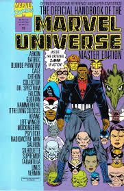 Official Handbook Of The Marvel Universe Master Edition n°23