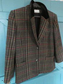 blazer pure laine