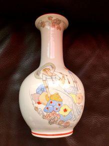 Vase ancien signé