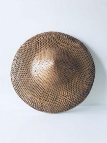 Ancien chapeau chinois