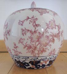 Pot à gingembre chinois ancien