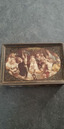 Boîte ancienne Alsa